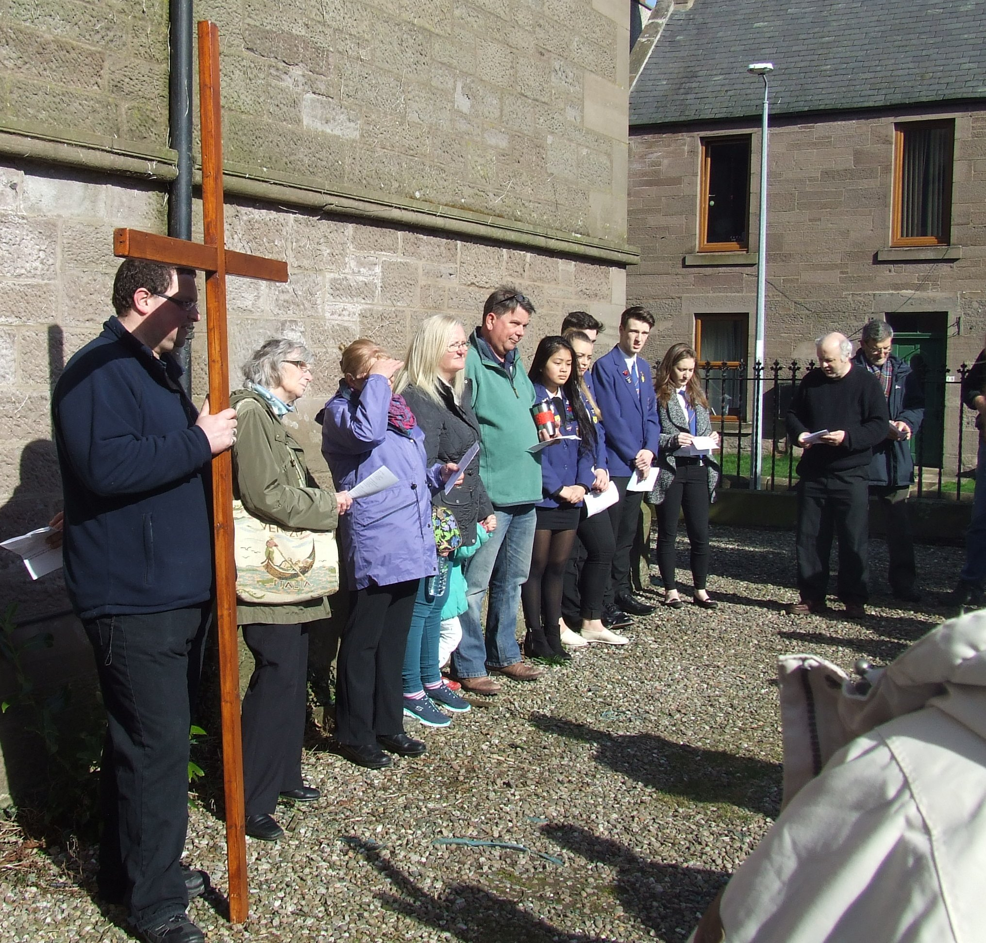 6. Reading, Meditation and Prayer at St. Ninian\'s Church