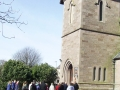 1. The gathering at St. Andrew's Episcopal Church