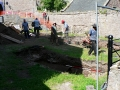 Brechin Cathedral Archaeological Dig 21 June 2010 007