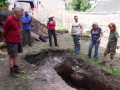 Brechin Cathedral Archaeological Dig 28 June 2010 121