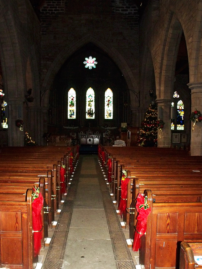 Brechin Cathedral Christmas 2010