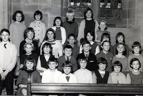 Nativity Play 1966 1967