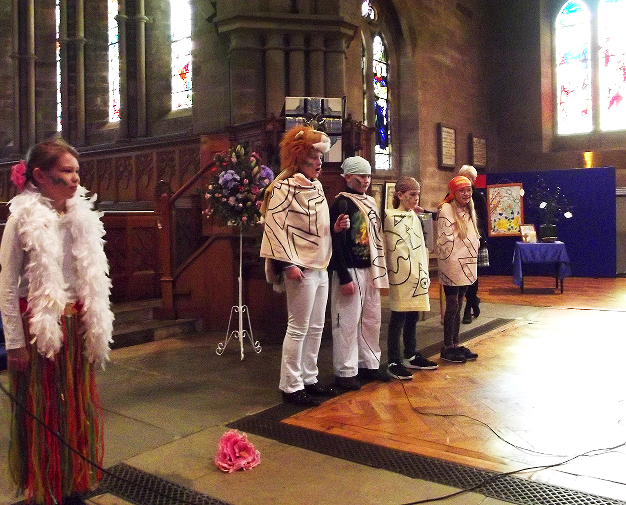 Roderick 25 Year Jubilee BCS Cathedral Show 01