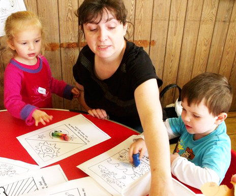 Messy Church 8