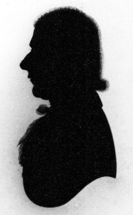 1801-1803 Rev. Robert Coutts