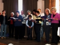 Messy Xmas Church Choir 003