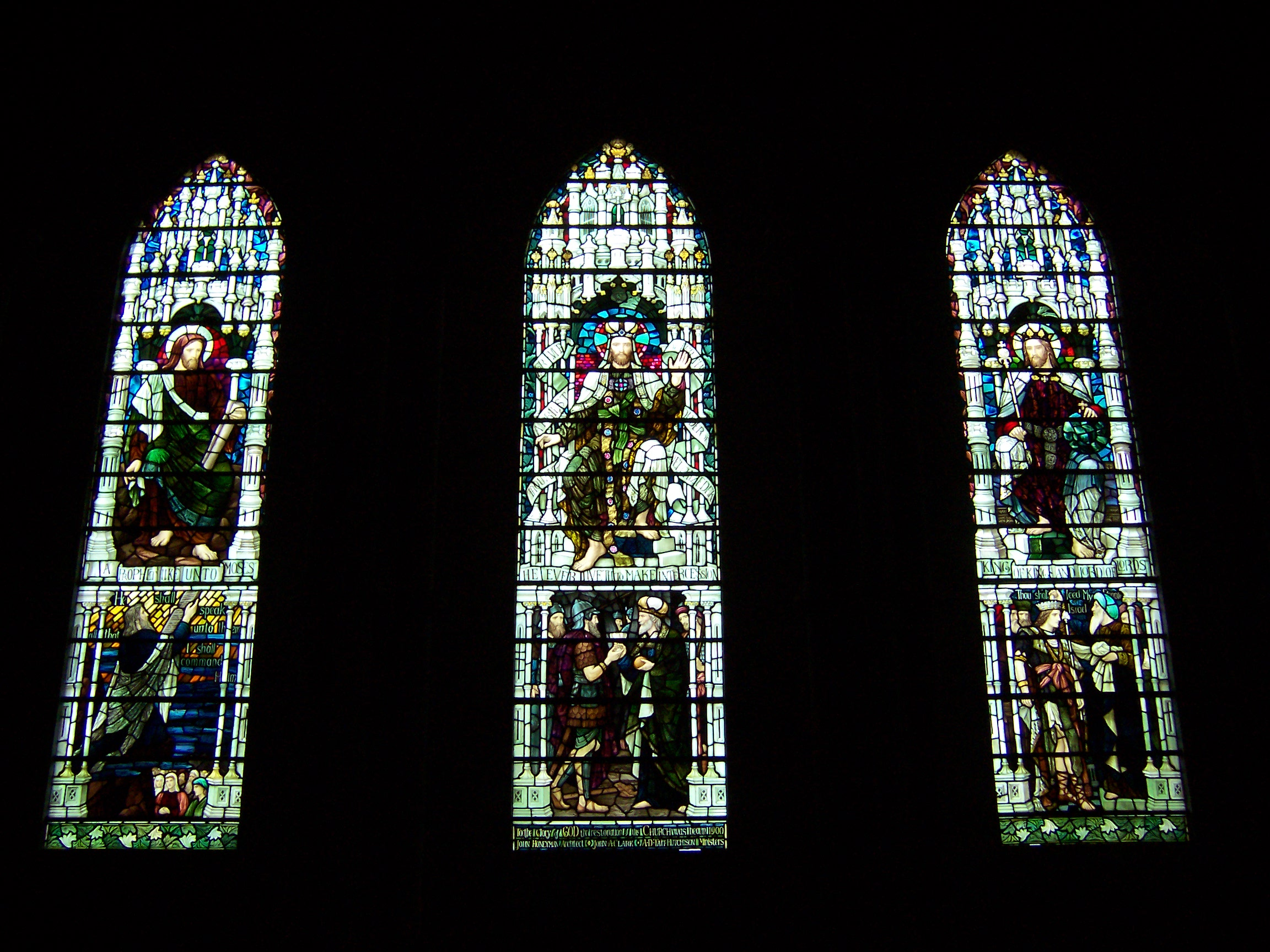 Chancel East Window 3