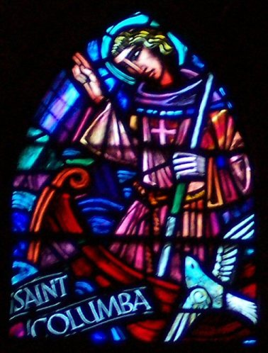 Columba Window b