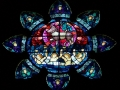 Chancel Rose Window