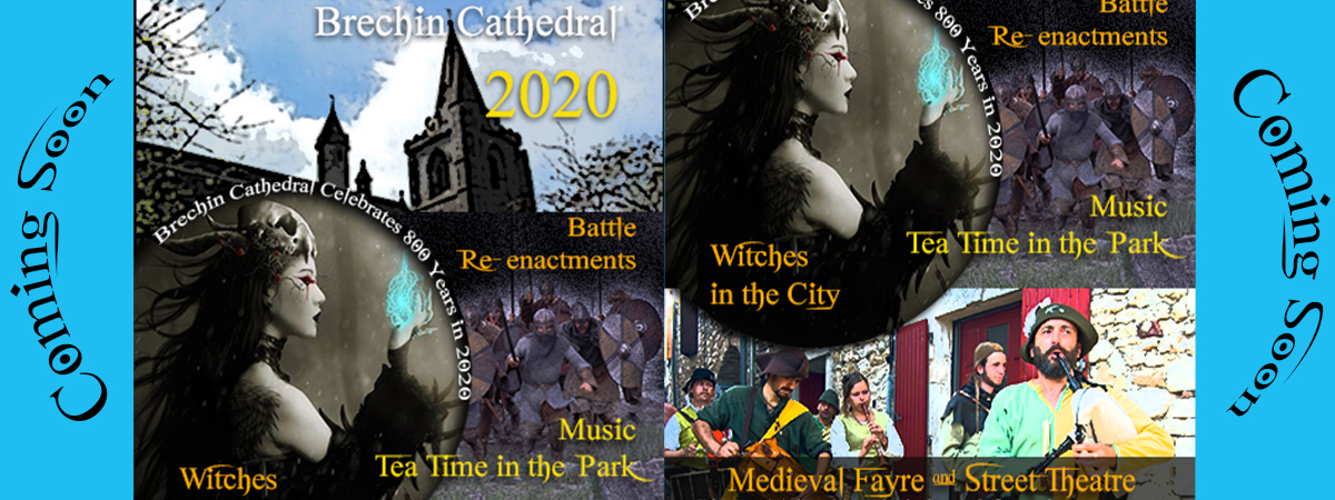 Brechin Cathedral Celebrates 800 Years in 2020