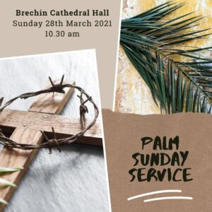 Palm Sunday Service